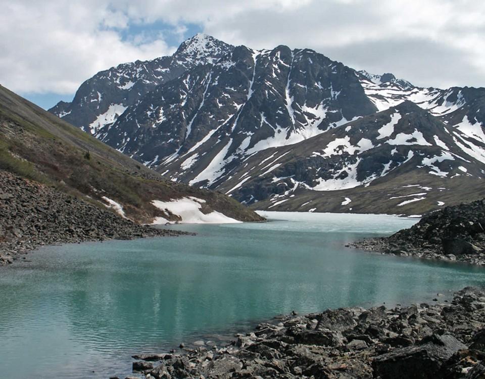 טיול מקיף באלסקה - תמונה