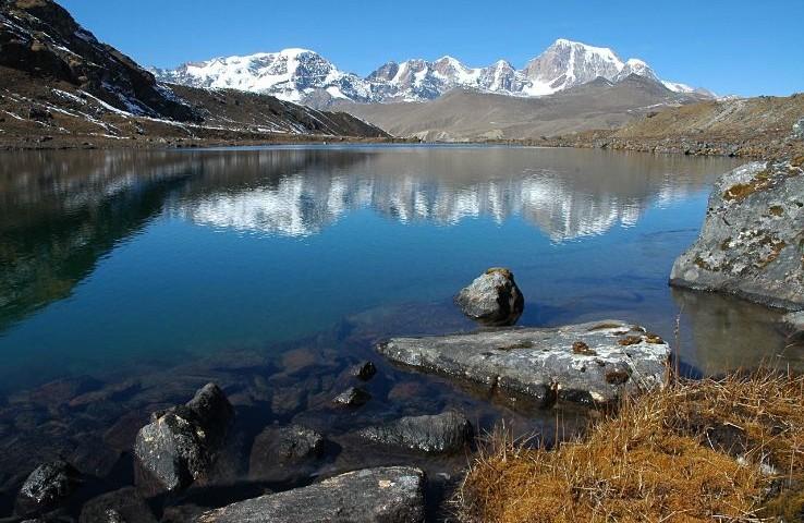 טרק האגם הירוק סיקים הודו עולם הספארי