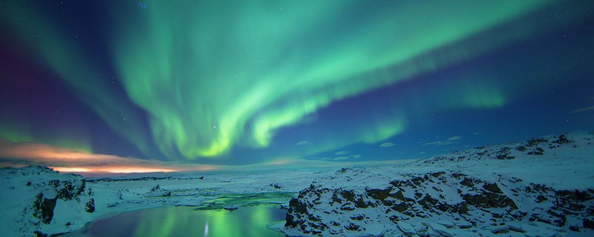 חופשת חורף באיסלנד עולם הספארי