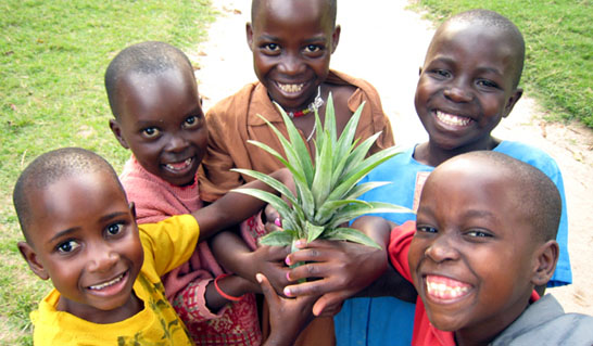 טיול משפחתי באוגנדה עולם הספארי